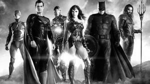 Imagen promocional de 'La Liga de la Justicia de Zack Snyder'.