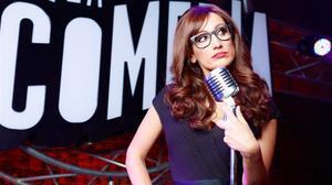 Ana Morgade, en 'El club de la comedia'.