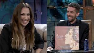 "Broncano descoloca a Mónica Naranjo: ""¿Has visto a Miguel Bosé chupar un sapo?"""