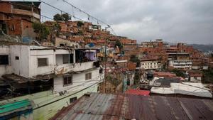 Vista del barrio José Félix Ribas.