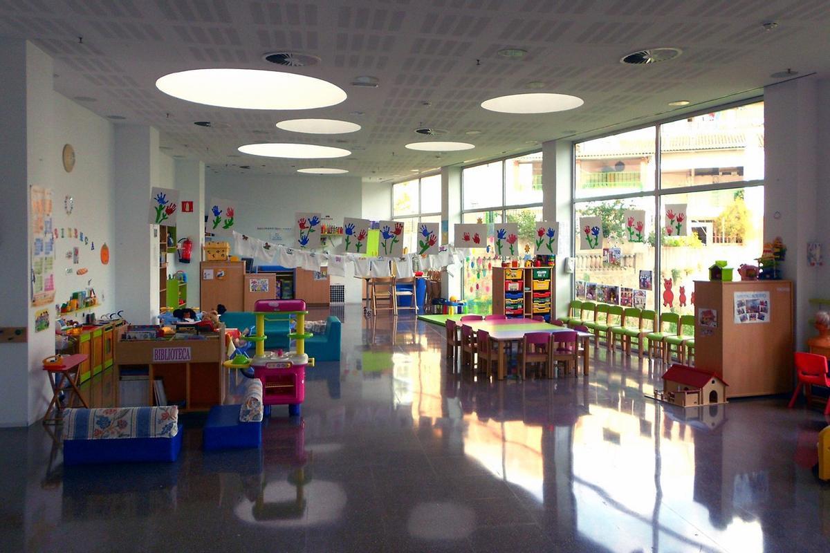 Espacio 'Creixença', ubicado en la Biblioteca Mestre Martí Tauler de Rubí