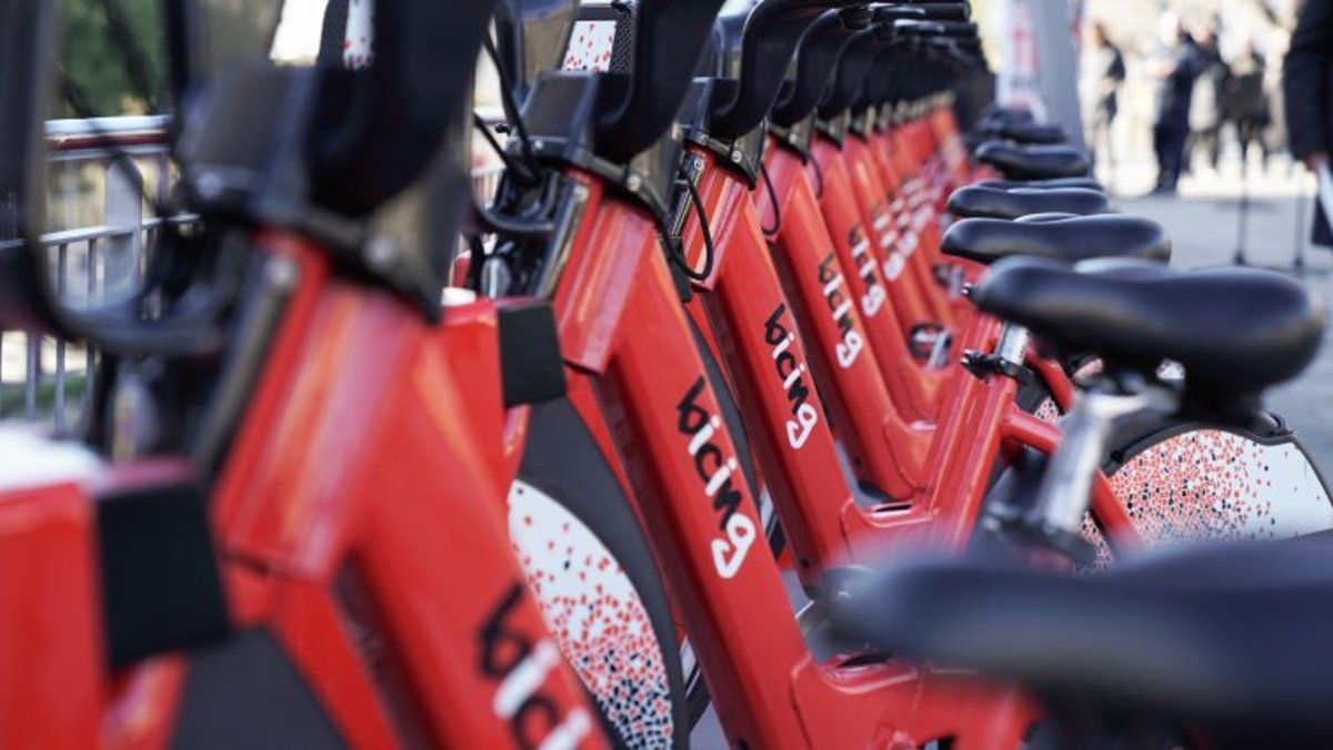 Una vez finalice la implantación de las nuevas estaciones habrá un total de 519, todas mixtas con bicicletas eléctricas y mecánicas.