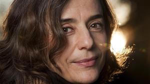 La escritora Nuria Barrios.