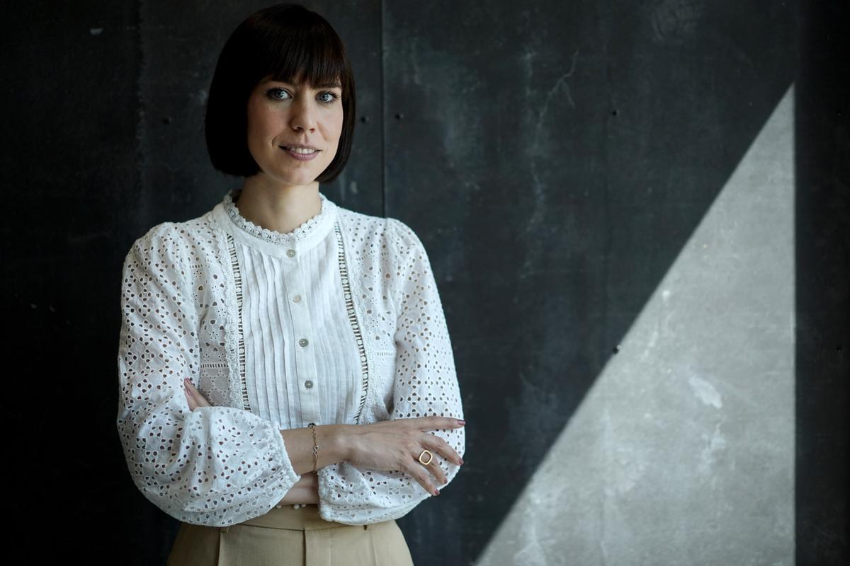 Entrevista a Diana Morant, ministra de Ciencia e Innovación