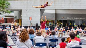 El festival Tangent porta les arts als barris