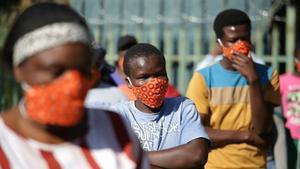 Sudáfrica ha aumentado sus casos en las últimas semanas