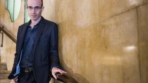Yuval Noah Harari, en Barcelona.
