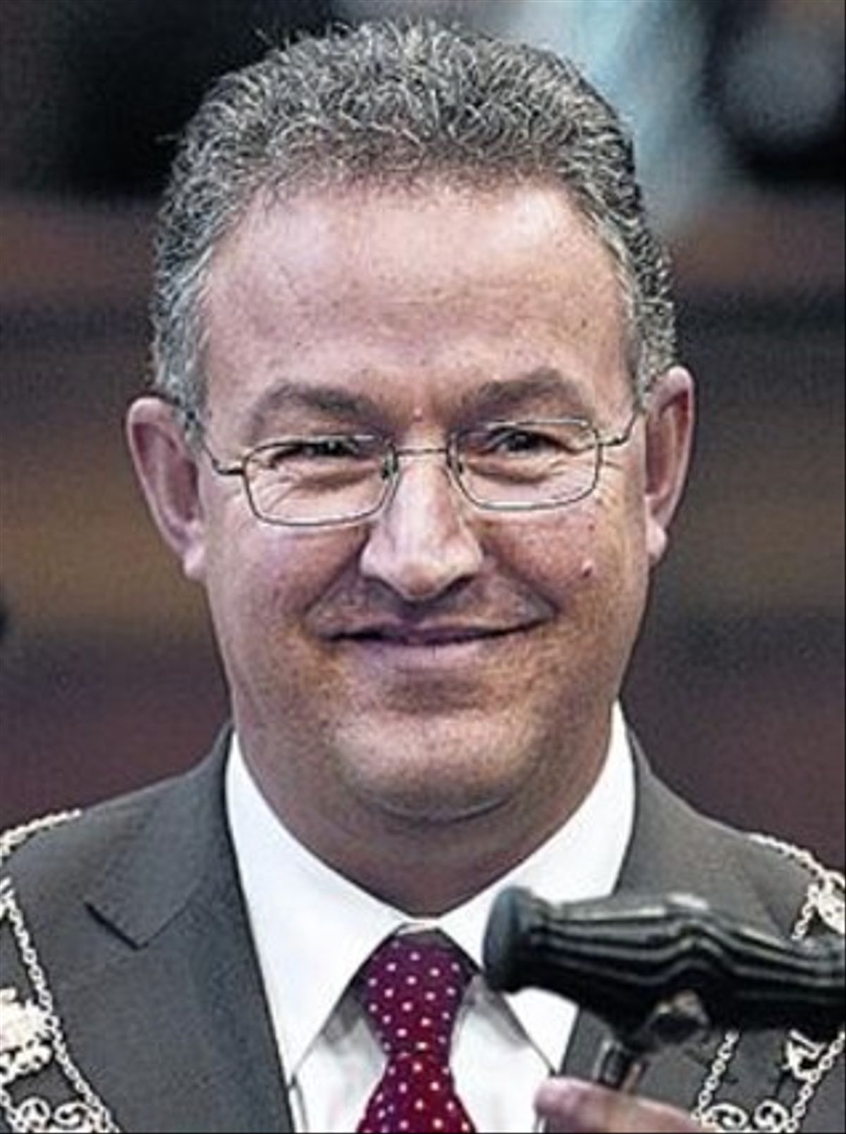 Ahmed Aboutaleb.