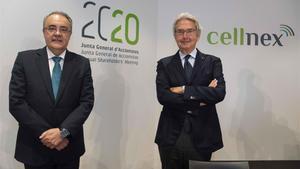 Franco Bernabé dimiteix com a president de Cellnex