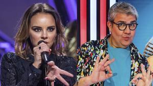 Chenoa salta de Antena 3 a La 1 para presentar junto a Flo el especial de Nochevieja