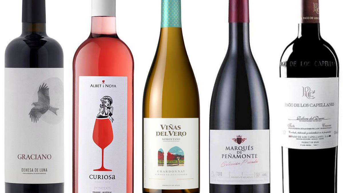 5 vinos nuevos que te gustarán