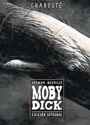 'Moby Dick', de Herman Melville, por Chabouté.