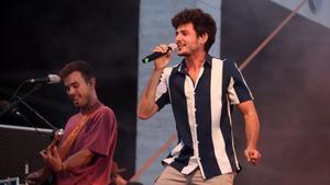 Miki Núñez, El Pot Petit i Miguel Poveda, en els Concerts de Primavera de l'Hospitalet