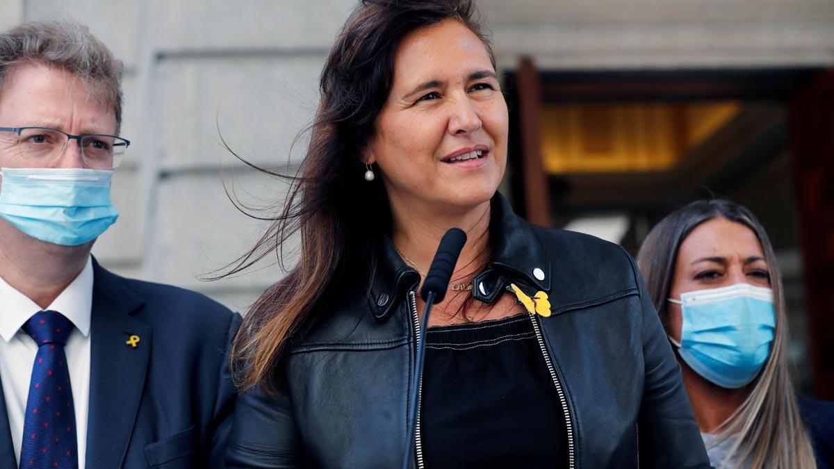 El Supremo cita a Laura Borràs como imputada por corrupción el 22 de julio.