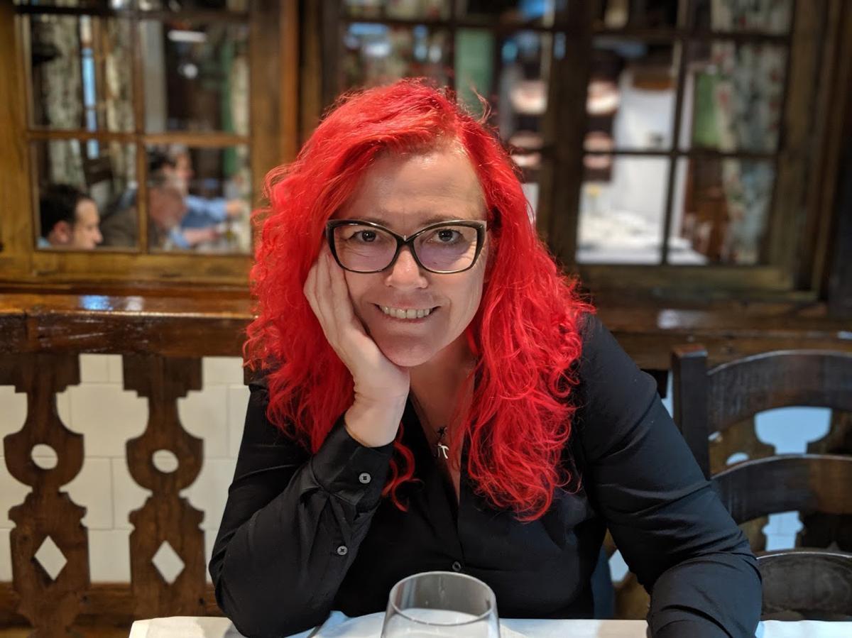 Clara Grima, profesora de Matemática Aplicada de la Universidad de Sevilla