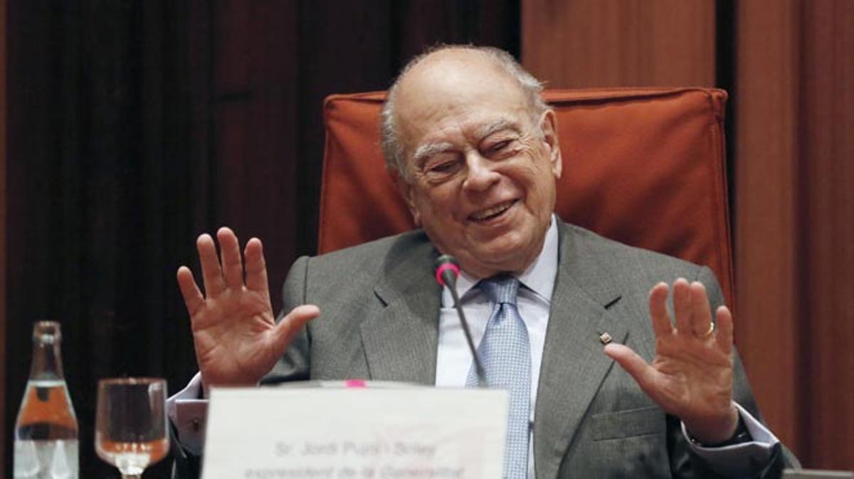 """Pujol: """"Siempre he intentado ser estricto con mis declaraciones de Hacienda""""."""