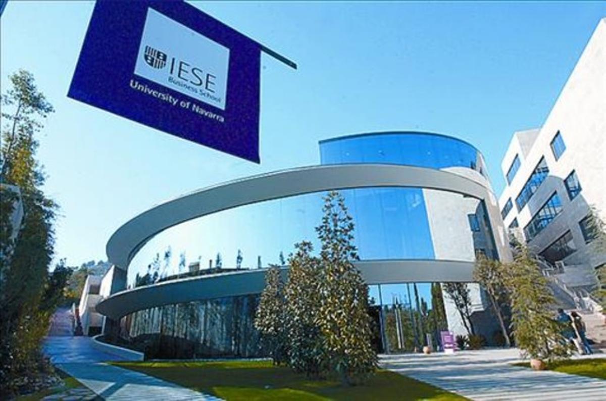 'Campus' del IESE en Barcelona.