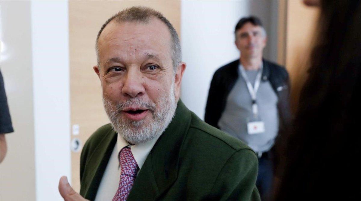 El defensor del pueblo,Francisco Fernández Marugán.