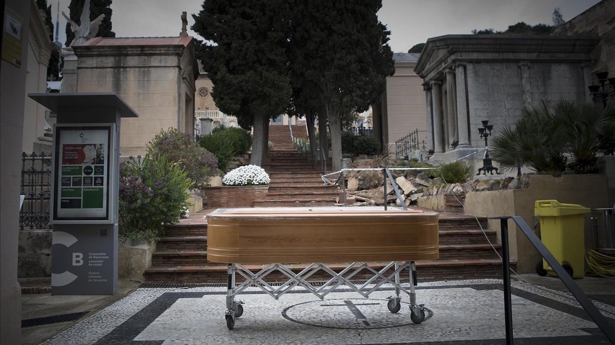 Espanya va ser el país europeu amb més excés de morts durant la primera onada de la pandèmia