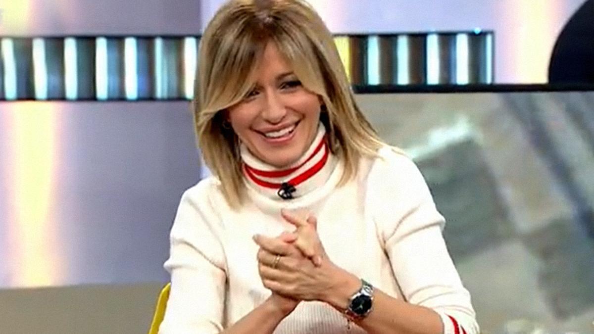 """Susanna Griso, tras la ruptura de Bertín y Fabiola: """"¡Hablamos de una separación y no es la mía, qué bien!"""""""