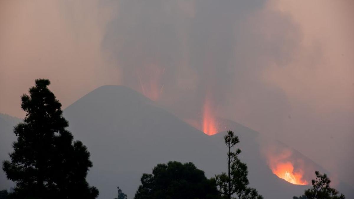 ¿Cuál es el nombre del volcán de La Palma? La opción Tajogaite cobra fuerza