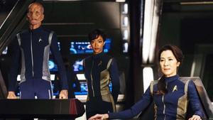 Imagen de la serie 'Star Trek: Discovery', producción que en España emite la plataforma Netflix.
