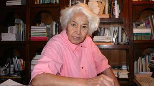 Nawal al Sadawi, escritora egipcia premio internacional Catalunya y candidata electoral feminista