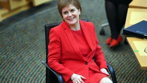 Escòcia publica el projecte de llei per a un nou referèndum independentista