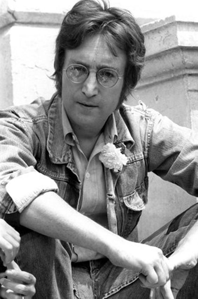 John Lennon, en una imagen de 1971.