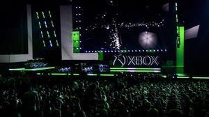 Conferencia de Microsoft previa a la feria E3 en Los Angeles.