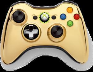 Nuevo mando edición limitada para Xbox 360