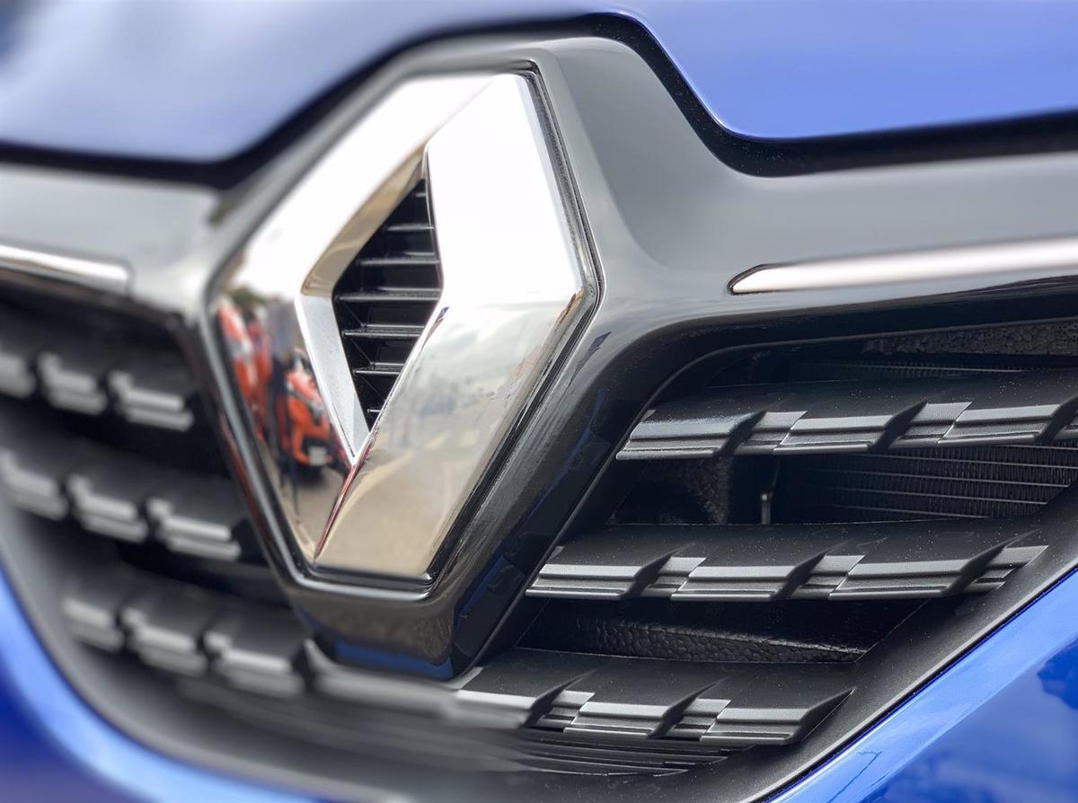 Un coche de Renault.