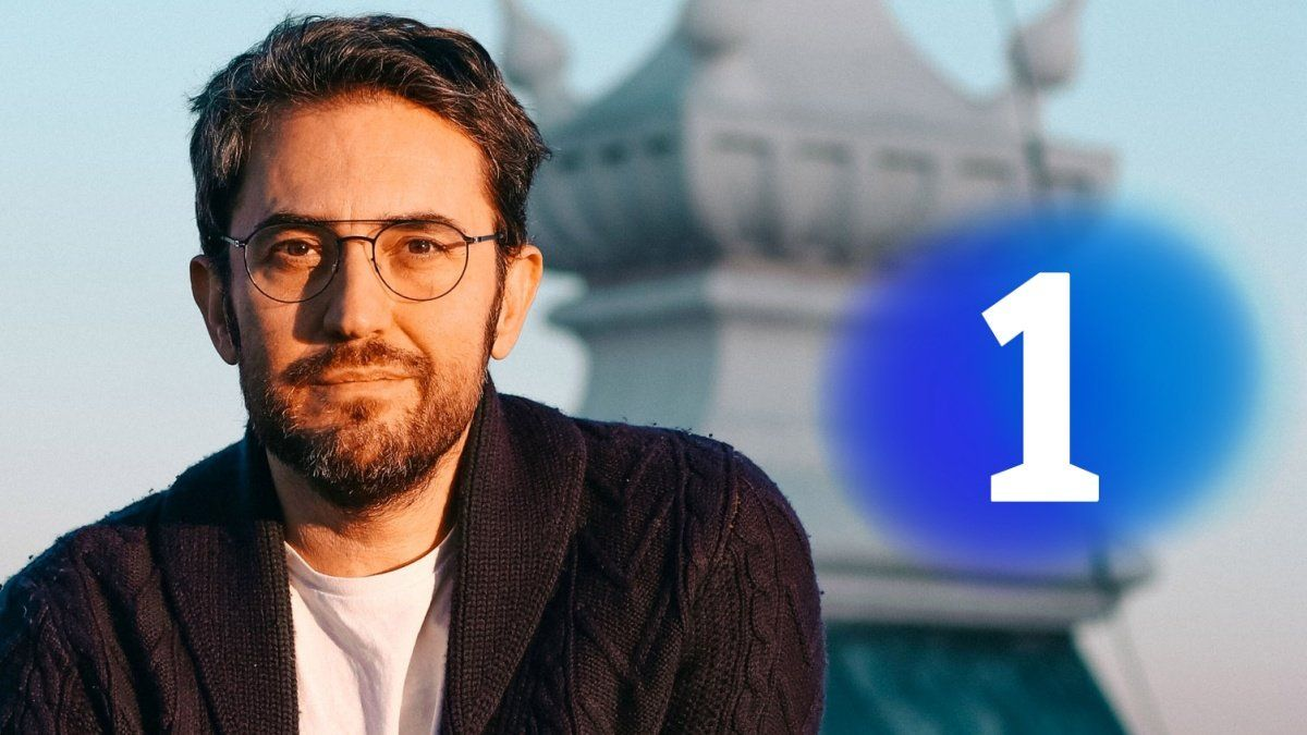 Màxim Huerta, presentador de 'A partir de hoy', el nuevo magacín de TVE.