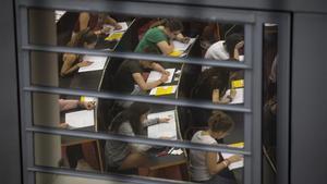 Bretxa social a la universitat