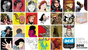 "50 cómics ""esenciales"" del 2016"