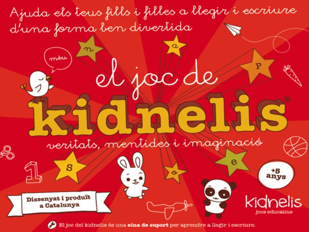 Kidnelis propone fichas con frases ocurrentes para que los niños lean, escriban y debatan sobre ellas.