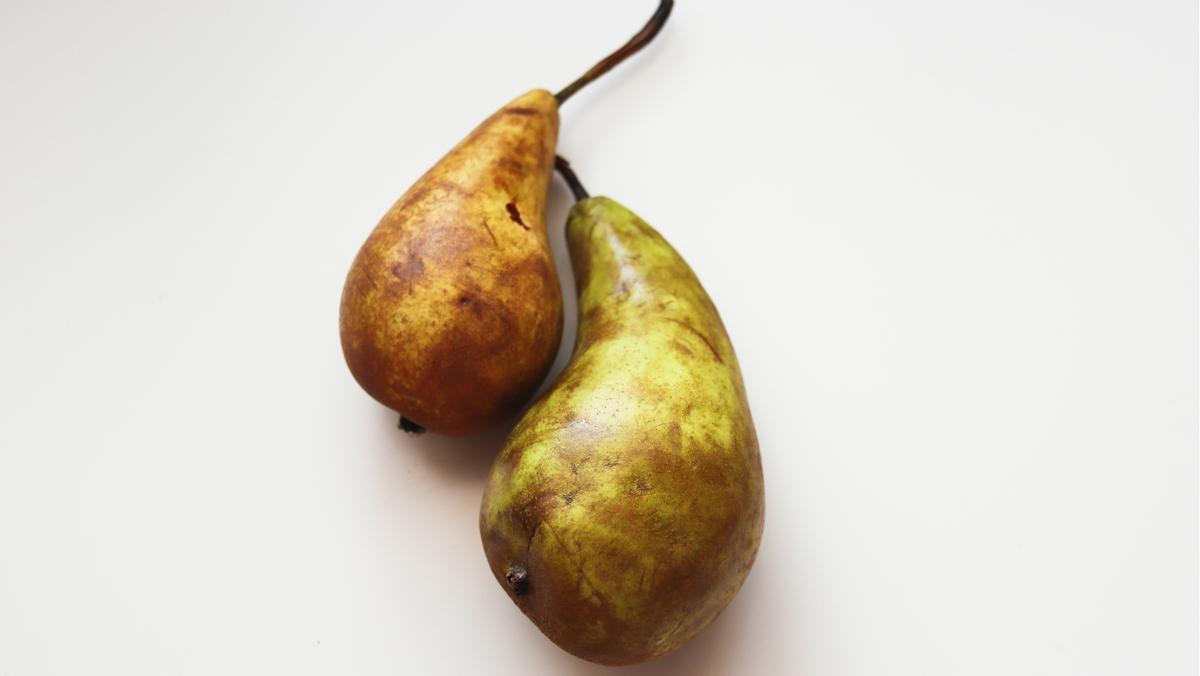 Las frutas que no responden a los cánones estéticos suelen ser rechazadas.