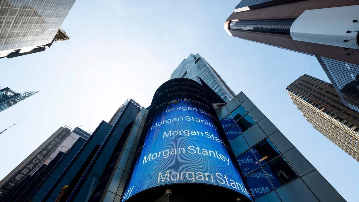 Sede central de Morgan Stanley en Nueva York.