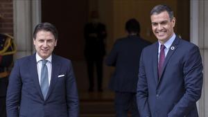 Espanya i Itàlia estrenyen la seva aliança a la UE