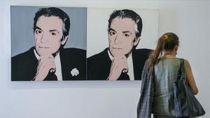 Vijande, el galerista que va portar Warhol i Mapplethorpe
