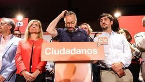 """Girauta, sobre l'abstenció el 26-J: """"Perquè aquella gent que es va quedar a la platja pogués votar, ha mort molta gent"""""""
