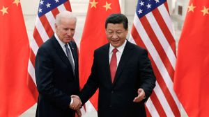 China y Estados Unidos juegan al 'ping pong'