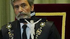 Carlos Lesmes, presidente del Tribunal Supremo y del Consejo General del Poder Judicial