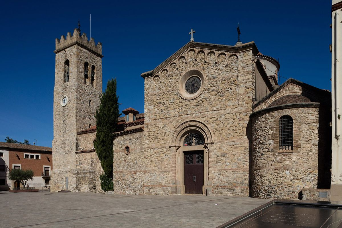 Iglesia de Sant Pere, Rubí