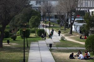 Panorámica del campus de la UAB, en una foto de archivo.