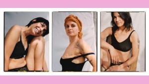 Mango lanza una colección cápsula con lencería y bañadores para mujeres con un solo pecho.