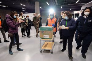 Coronavirus: Catalunya començarà la vacunació a L'Hospitalet