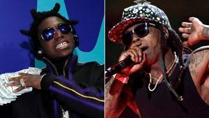 ¿Qui són Lil Wayne i Kodak Black, els dos rapers indultats per Trump?