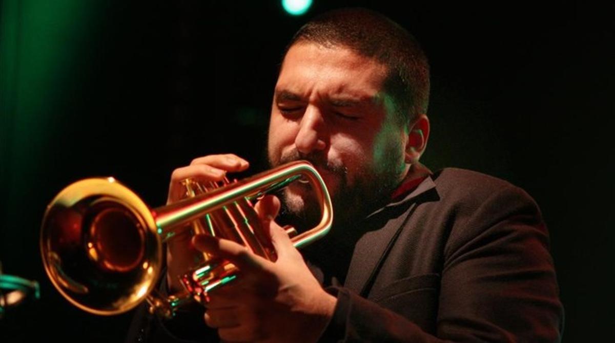 El trompetista franco-libanés Ibrahim Maalouf.