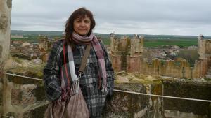 Juana Ruíz, la cooperante española detenida sin cargos por Israel desde hace casi dos semanas.